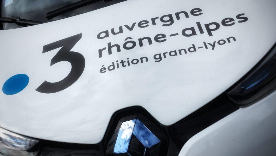 Vidéo. France 3 – Edition Grand Lyon – 11/10/2019