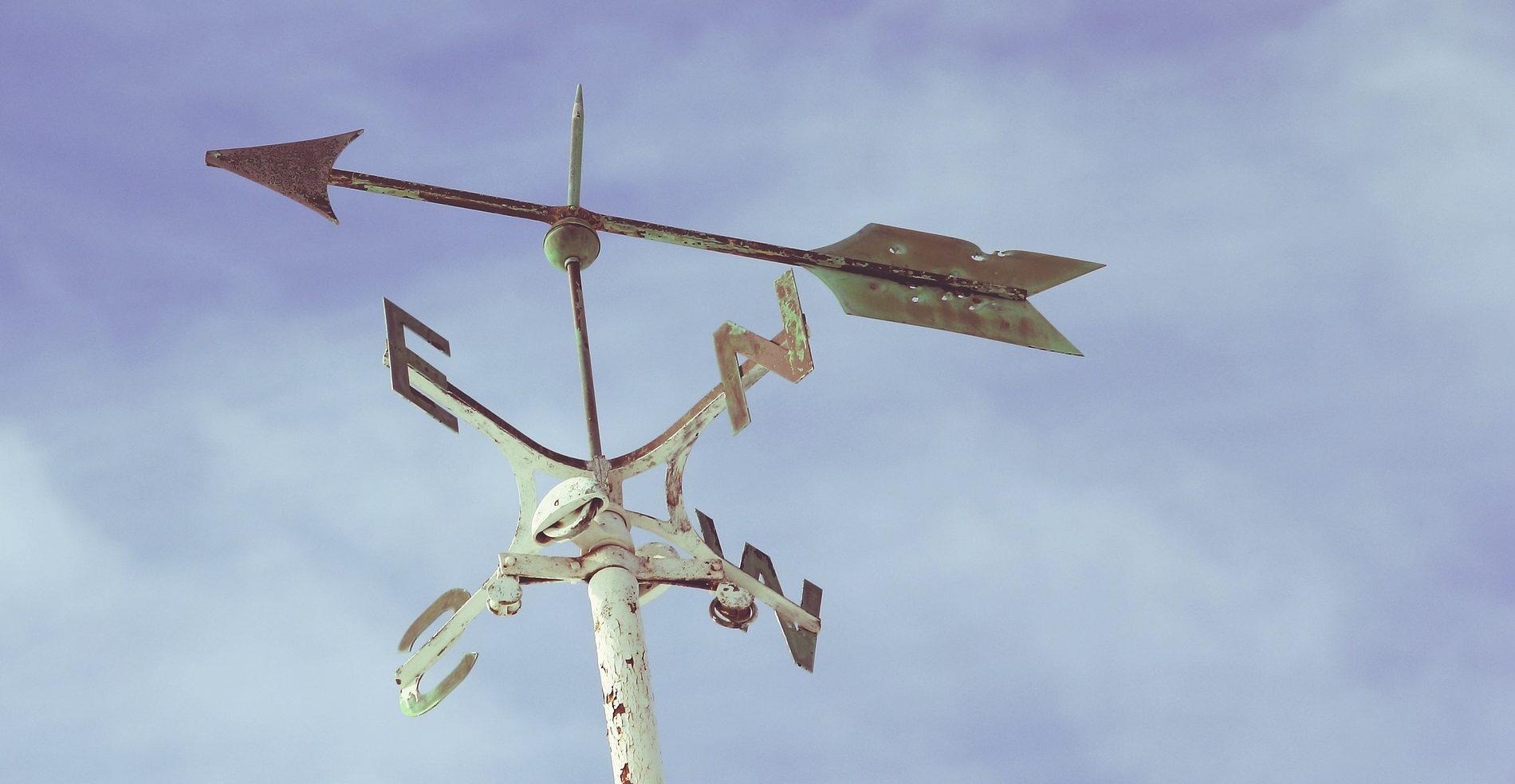 Carte interactive. Et si on s'intéressait aux vents dominants à Jonage ?