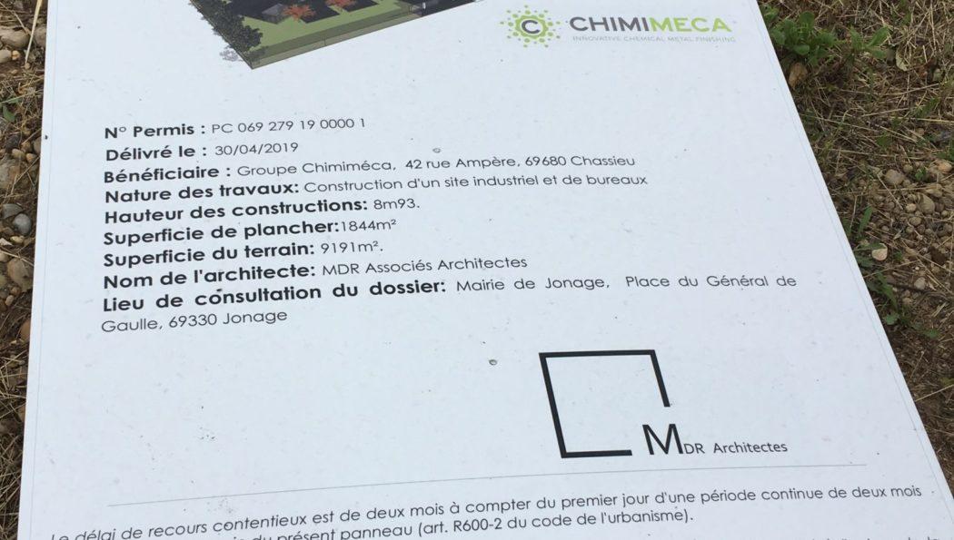 Chimimeca conserve son permis de construire, les suites à donner