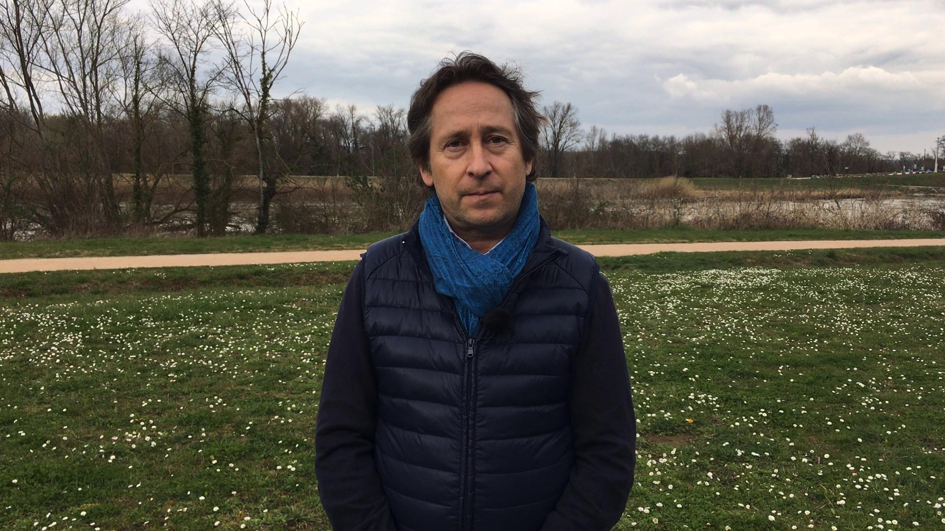 Questions aux candidats: les réponses de Laurent Chervier