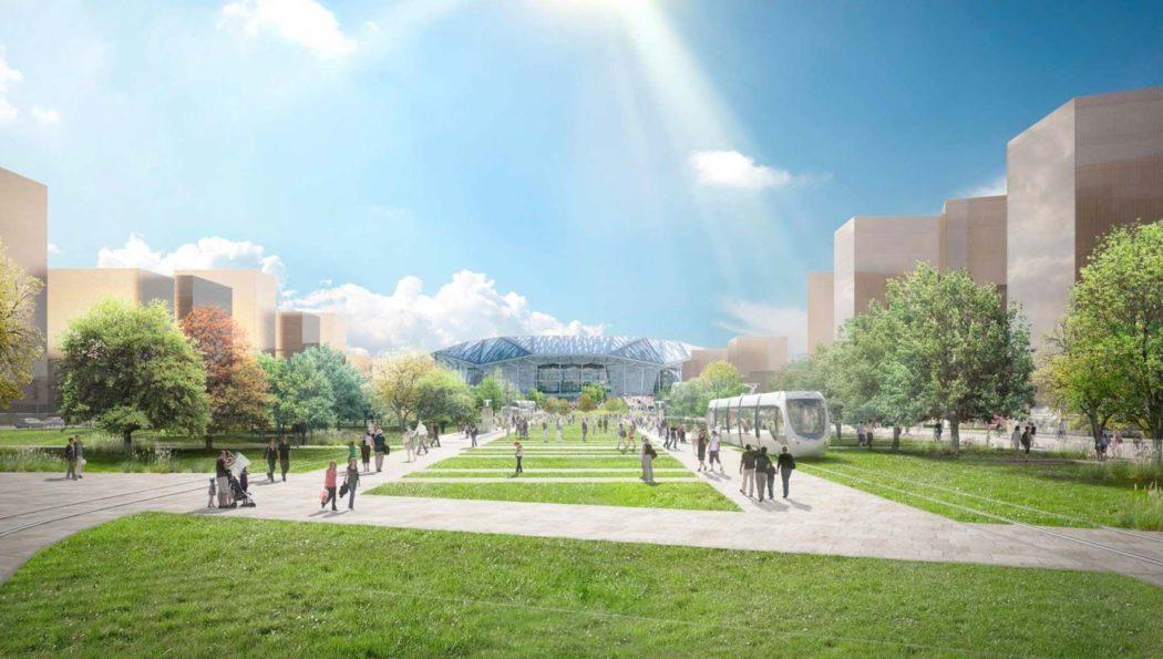 Salle Arena à Décines: Une autre Vallée est possible pour l'Est-Lyonnais